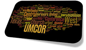 UMCOR cloud image